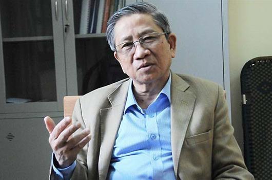 GS Nguyễn Minh Thuyết.