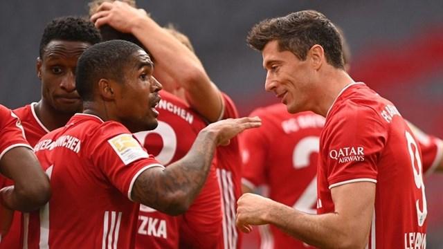 Bayern Munich giành chiến thắng hủy diệt. (Nguồn: Getty Images).