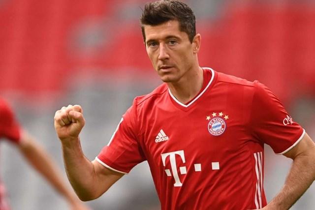 Lewandowski có thêm hat-trick trong sự nghiệp của mình. (Nguồn: Getty Images).