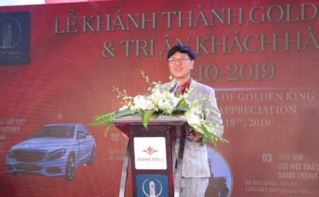 Khánh thành trung tâm phức hợp hiện đại tại Nam Sài Gòn - Golden King