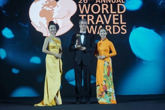 Hệ thống nghỉ dưỡng của FLC giành cú đúp tại World Travel Awards 2019
