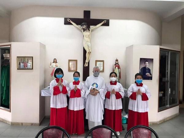 Phòng chống lây lan dịch bệnh tại các cơ sở thờ tự - 2