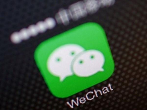 Mạng xã hội WeChat có số tài khoản người dùng vượt mức 1 tỷ