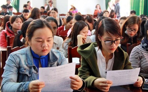 Giáo viên hợp đồng Hà Nội: Câu chuyện chưa hồi kết