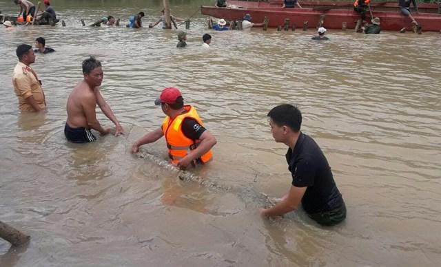 Đắk Lắk: Vỡ đê bao Quảng Điền, hàng ngàn héc ta lúa ngập úng - 1