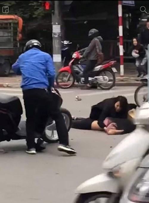 Hà Nội: Xác định danh tính nữ tài xế lái Mercedes gây tai nạn kinh hoàng