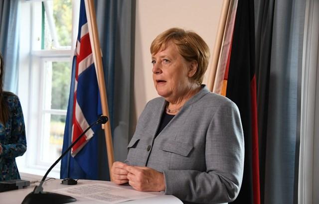 Thủ tướng Đức bác bỏ khả năng đàm phán lại thỏa thuận Brexit