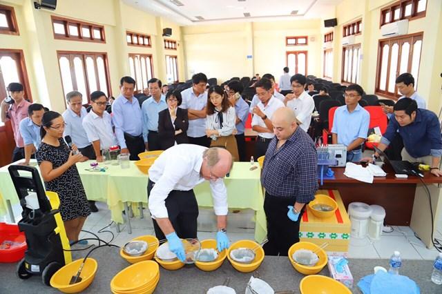 Giải pháp mới về xử lý nước thải cho các khu chế xuất và khu công nghiệp