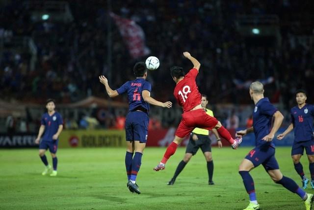Thái Lan 0-0 Việt Nam: Bất phân thắng bại - 8
