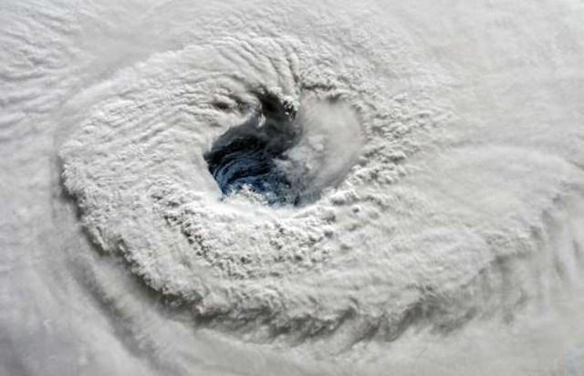 Những bức ảnh ấn tượng về thời tiết trên thế giới khi nhìn từ trên cao - 3