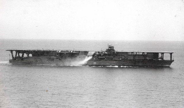 Tìm thấy xác tàu sân bay Nhật Bản từng bị Mỹ đánh chìm - 1