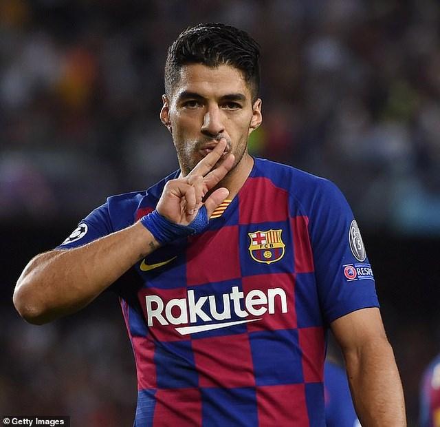 Barcelona 2-1 Inter Milan: Cú đúp của Luis Suarez - 5