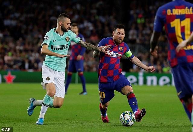 Barcelona 2-1 Inter Milan: Cú đúp của Luis Suarez - 7