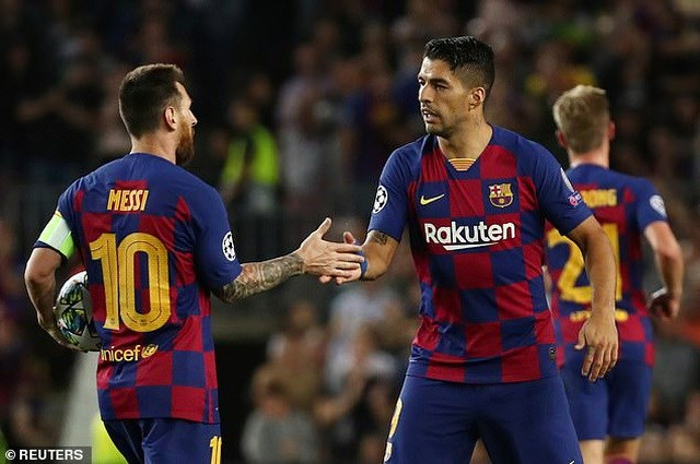 Barcelona 2-1 Inter Milan: Cú đúp của Luis Suarez - 8