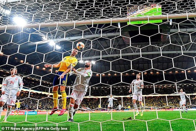 Hòa Thụy Điển, Tây Ban Nha giành vé dự Euro 2020 - 2