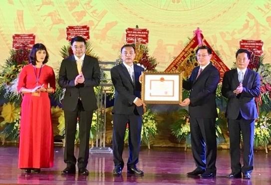 Thanh Hoá: Huyện Quảng Xương đạt chuẩn nông thôn mới