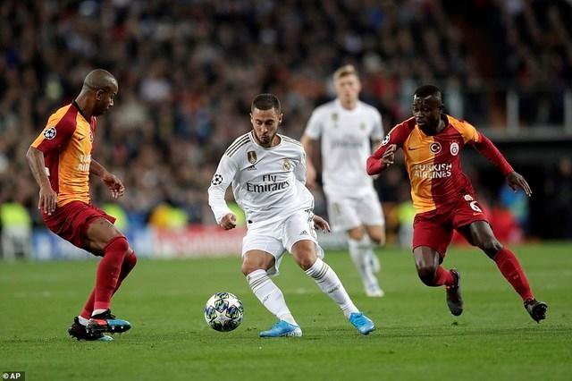 Đại thắng Galatasaray 6-0, Real Madrid cầm chắc tấm vé đi tiếp - 12
