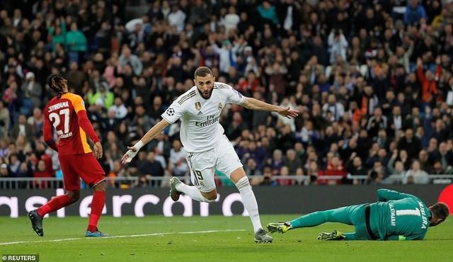 Đại thắng Galatasaray 6-0, Real Madrid cầm chắc tấm vé đi tiếp - 7