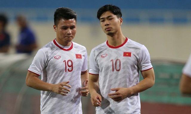 Chờ đấu UAE ở Mỹ Đình, đội tuyển Việt Nam đón tin vui không ngờ - 5
