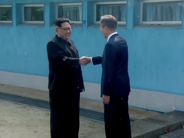 Thượng đỉnh liên Triều: Lãnh đạo hai nước bắt đầu cuộc gặp lịch sử