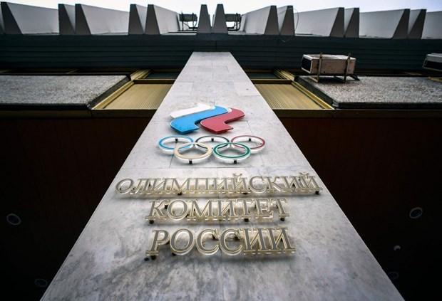 Nga bị cấm tham gia các giải Olympic và World Cup trong 4 năm