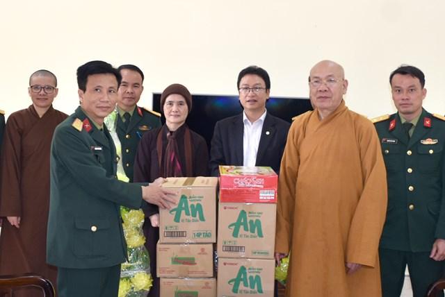 Giáo hội Phật giáo Việt Nam cùng nhân dânchống dịch