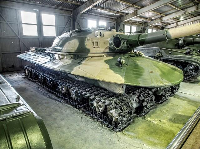 Những ý tưởng xe tăng độc đáo của Liên Xô chưa từng được sản xuất - 2