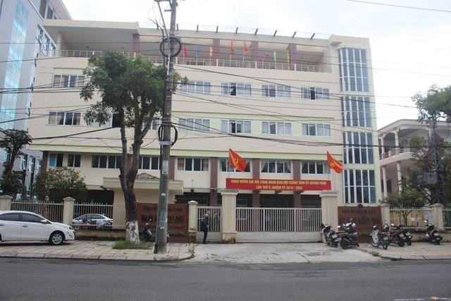 Phát hiện một cán bộ UBKT Tỉnh ủy Quảng Nam tử vong trong phòng làm việc