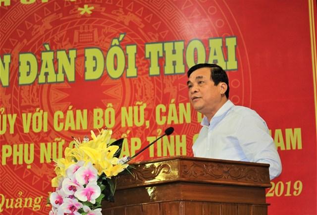 Diễn đàn 'Cấp ủy và cán bộ nữ, cán bộ Hội Liên hiệp Phụ nữ các cấp tỉnh Quảng Nam'