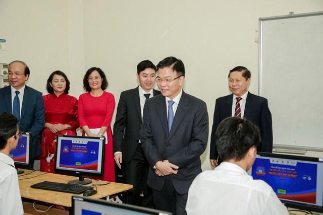 PV GAS đồng hành cùng Cuộc thi Kiến thức Pháp luật toàn quốc - 2