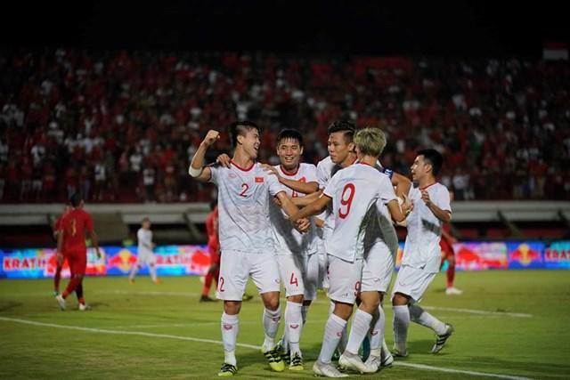 Vòng loại Wolrd Cup 2022: Indonesia – Việt Nam: 1-3:Chiến thắng của đẳng cấp