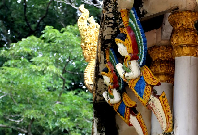 Độc đáo chùa Khmer Nam Bộ - 4