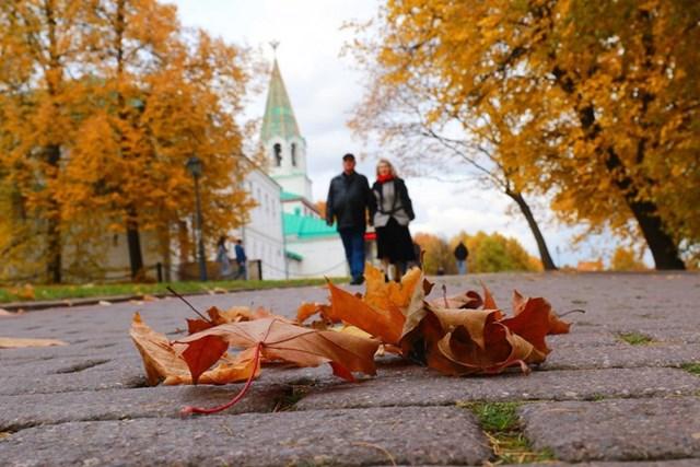 [ẢNH] Rực rỡ mùa thu vàng nước Nga - 1