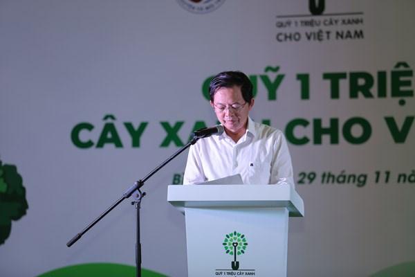 Vinamilk chung tay bảo vệ môi trường tại Bình Định thông qua Quỹ 1 triệu cây xanh cho Việt Nam - 3