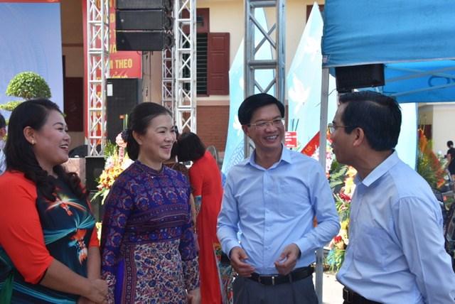Hải Phòng: Tưng bừng Ngày hội Đại đoàn kết xã Thủy Đường, huyện Thủy Nguyên - 1