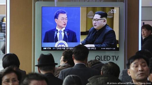 Hơn 34% khán giả truyền hình Hàn Quốc theo dõi cuộc gặp lịch sử