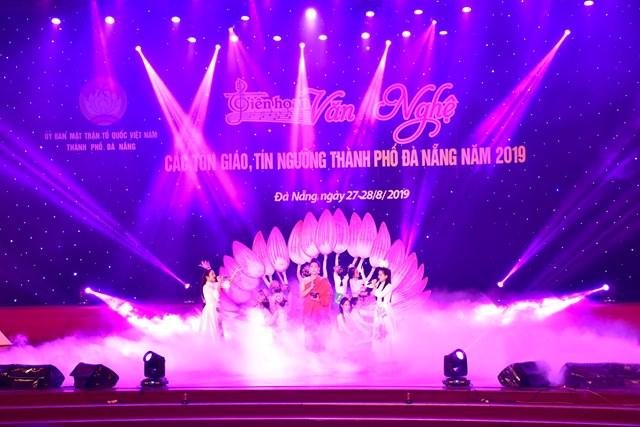 Liên hoan văn nghệ các tôn giáo, tín ngưỡng Đà Nẵng 2019