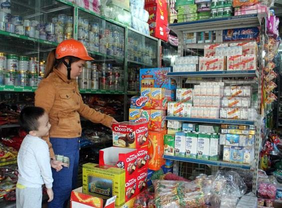 Đưa hàng Việt tới tay công nhân