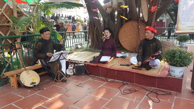 Nam Định: Tái hiện chợ Tết xưa cổ truyền - 3