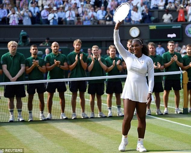 Đánh bại Serena, Angelique Kerber lần đầu vô địch ở Wimbledon - 1