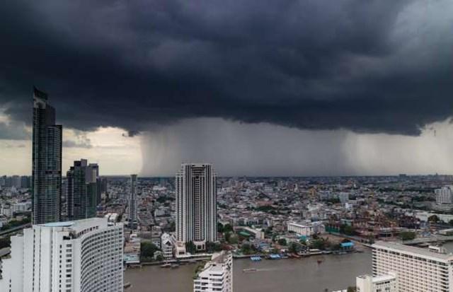 Những bức ảnh ấn tượng về thời tiết trên thế giới khi nhìn từ trên cao - 12