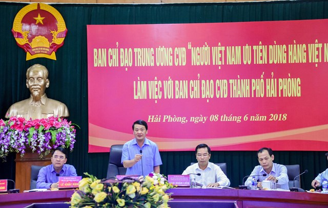 BẢN TIN MẶT TRẬN: Lan tỏa mạnh mẽ hàng Việt
