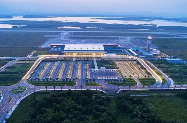 Cảng hàng không quốc tế Vân Đồn được vinh danh sân bay mới hàng đầu châu Á