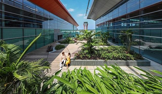 Cảng hàng không quốc tế Vân Đồn được vinh danh sân bay mới hàng đầu châu Á - 2