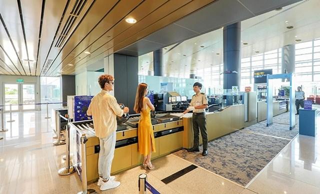Cảng hàng không quốc tế Vân Đồn được vinh danh sân bay mới hàng đầu châu Á - 3