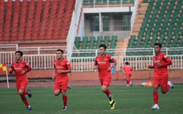 HLV Park Hang Seo lo lắng trước việc