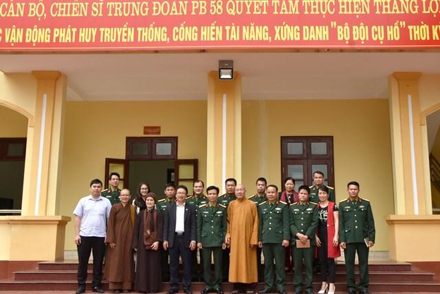 Giáo hội Phật giáo Việt Nam cùng nhân dânchống dịch - 1