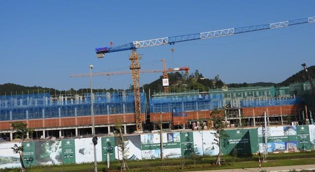 'Đại đô thị' nghìn tỷ xây không phép: Trách nhiệm của UBND thành phố Lạng Sơn đến đâu?