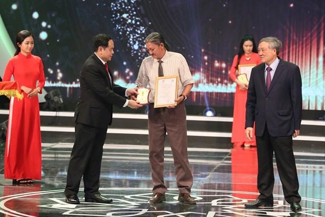 [ẢNH] Lễ trao giải 'Báo chí với công tác đấu tranh phòng, chống tham nhũng, lãng phí' lần thứ hai  - 10