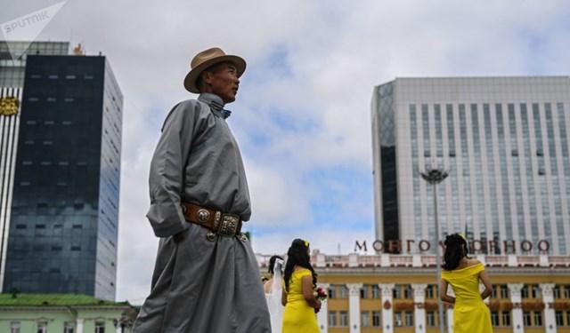 [ẢNH] Khám phá một Mông Cổ bí ẩn trong nhịp sống hiện đại - 8